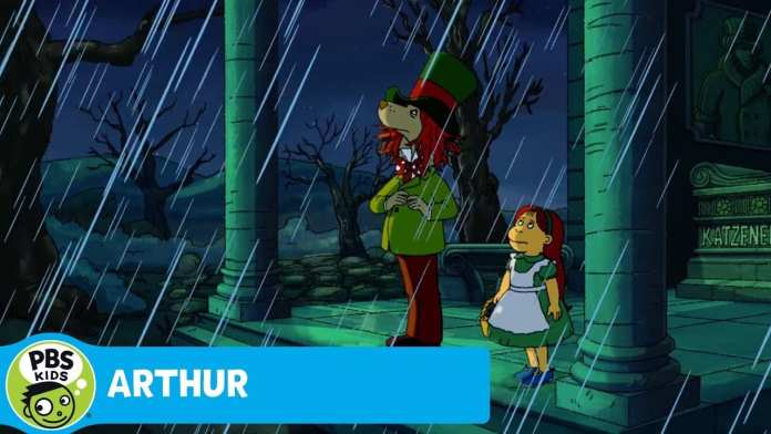 ARTHUR | A Cemetery Surprise | PBS KIDS
