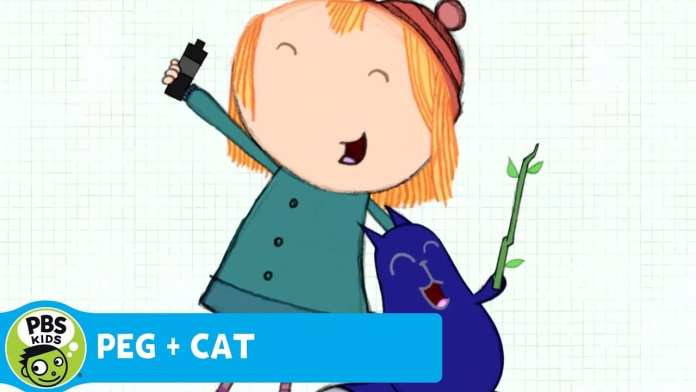 PEG + CAT | A World Made by Friends | PBS KIDS