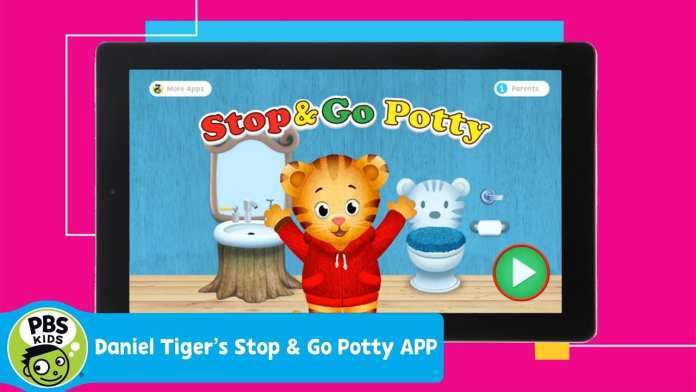 APPS & GAMES | Stop and Go Potty | PBS KIDS
