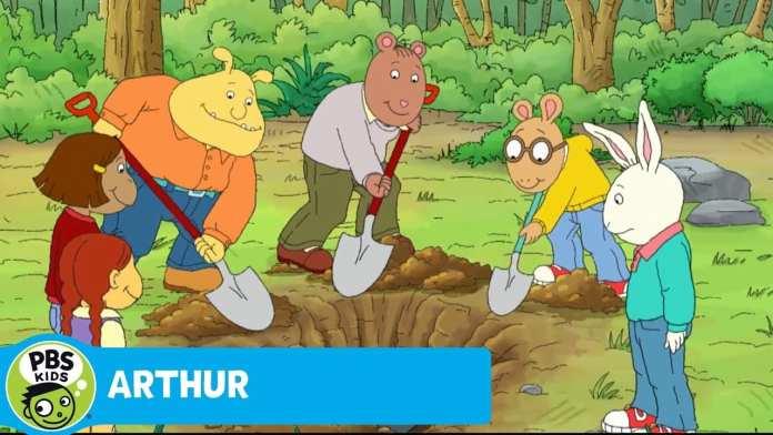 ARTHUR | Uncle Slam's Boots | PBS KIDS