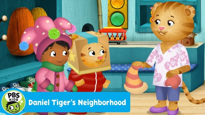 DANIEL TIGER'S NEIGHBORHOOD | Daniel Doesn't Want to Wear His Mittens | PBS KIDS