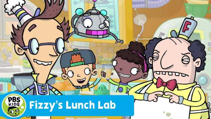 FIZZY'S LUNCH LAB | Jinormous Juicer | PBS KIDS