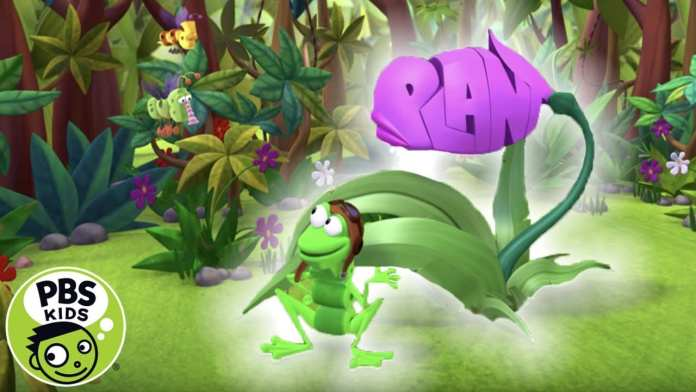 WORDWORLD | Frog is a Plant Expert | PBS KIDS