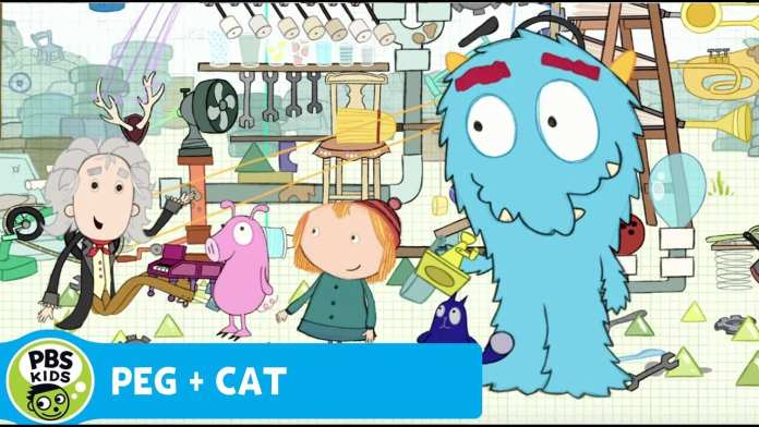 PEG + CAT | Junkyard Jam (Song) | PBS KIDS