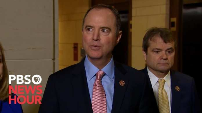 WATCH: Schiff announces first open hearings in impeachment inquiry