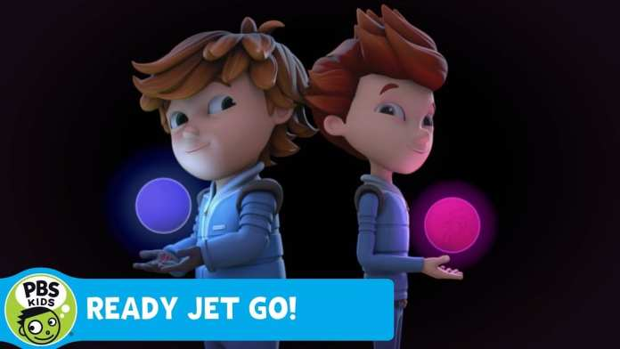 READY JET GO! | There's No Planet Like My Planet | PBS KIDS