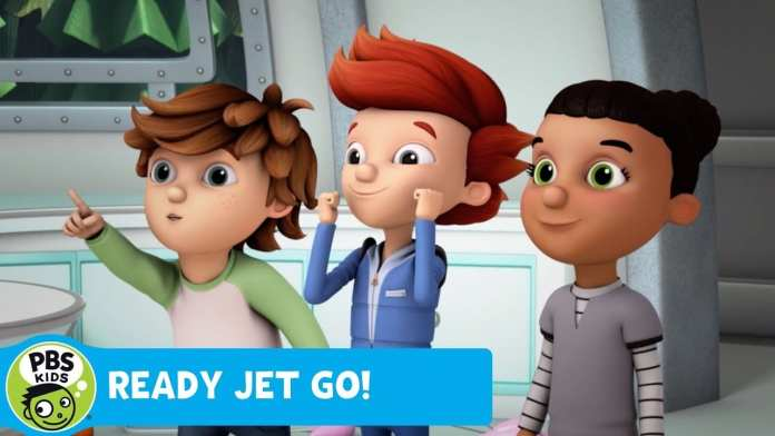 READY JET GO! | Building a Snack Invention | PBS KIDS