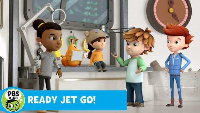 READY JET GO! | Meteorite Test | PBS KIDS