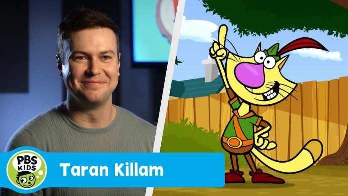 NATURE CAT | Taran Killam Interview | PBS KIDS