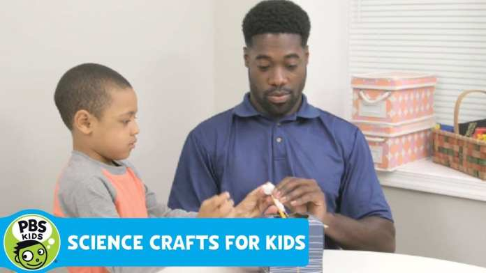 SCIENCE CRAFTS for KIDS | Exploring Gravity | PBS KIDS for PARENTS