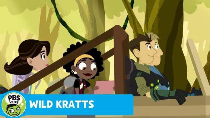 WILD KRATTS | Creature Mission! | PBS KIDS