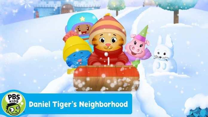 DANIEL TIGER'S NEIGHBORHOOD | Snowy Make Believe | PBS KIDS