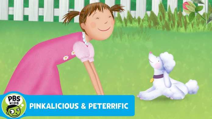 PINKALICIOUS & PETERRIFIC | Woof I'm a Dog! | PBS KIDS