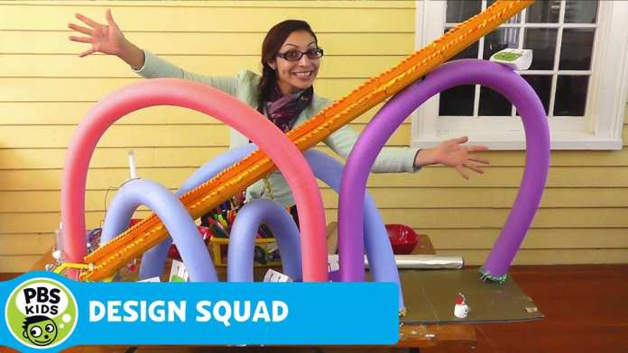 DESIGN SQUAD | Fidgit Coaster | PBS KIDS