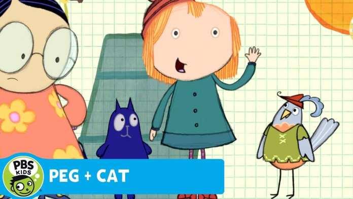 PEG + CAT | The Snoozing Sheriff | PBS KIDS