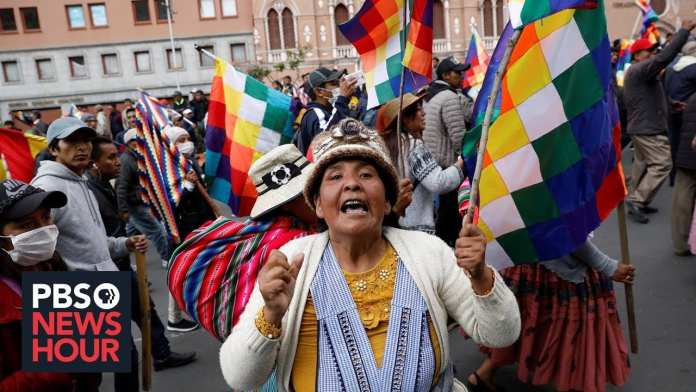 News Wrap: Bolivia's ousted Morales goes into exile in Mexico