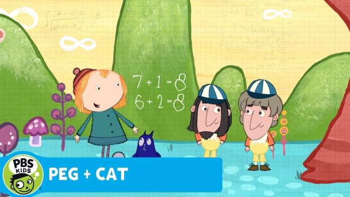 PEG + CAT | Silly word Patterns | PBS KIDS