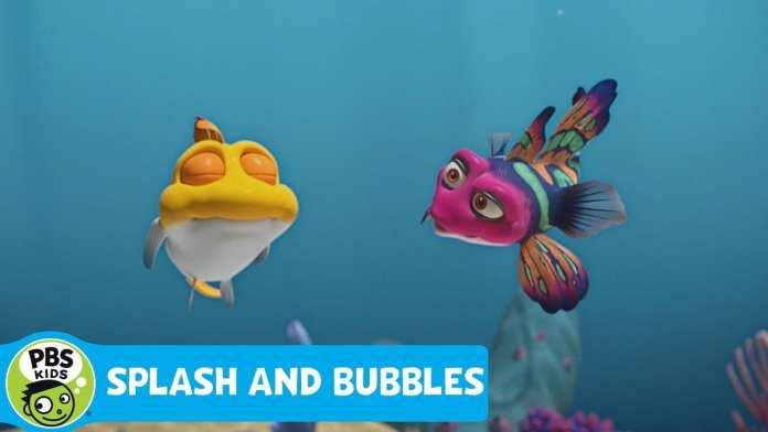 SPLASH & BUBBLES | The One That Got Away | PBS KIDS