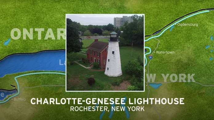 Charlotte-Genesee Lighthouse | New York's Seaway Lighthouses