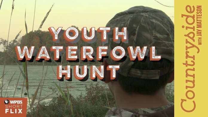 Youth Waterfowl Hunt   Countryside with Jay Matteson
