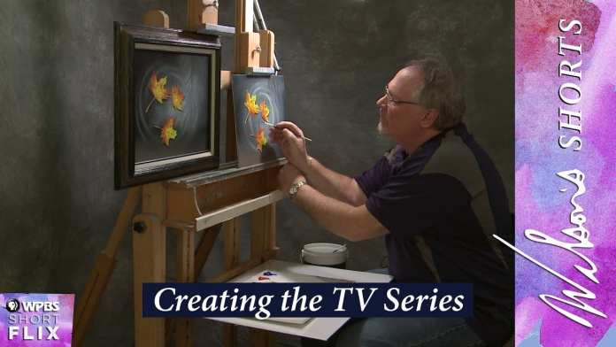 Creating the TV Series | Wilson's Shorts | WPBS Short Flix