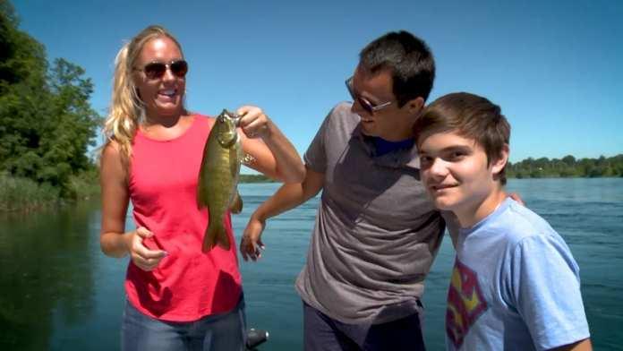 Town of Massena Fishing | WPBS Short Flix