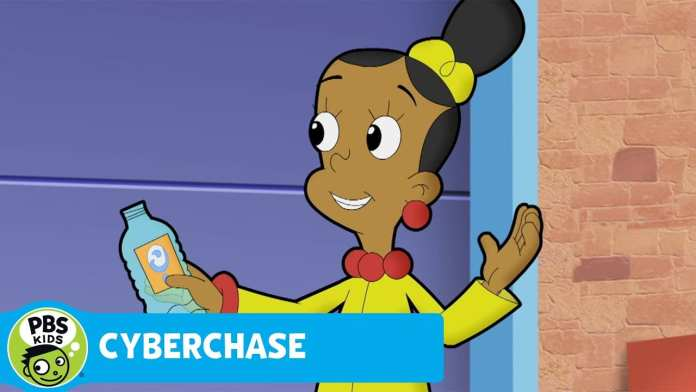 CYBERCHASE | Choosing to Reuse | PBS KIDS