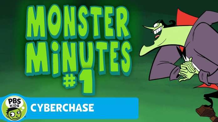CYBERCHASE | MONSTER MINUTES – CHAPTER #1 | PBS KIDS