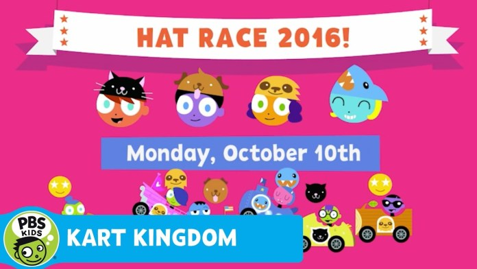 KART KINGDOM | Vote For Your Favorite Hat by October 10th| PBS KIDS
