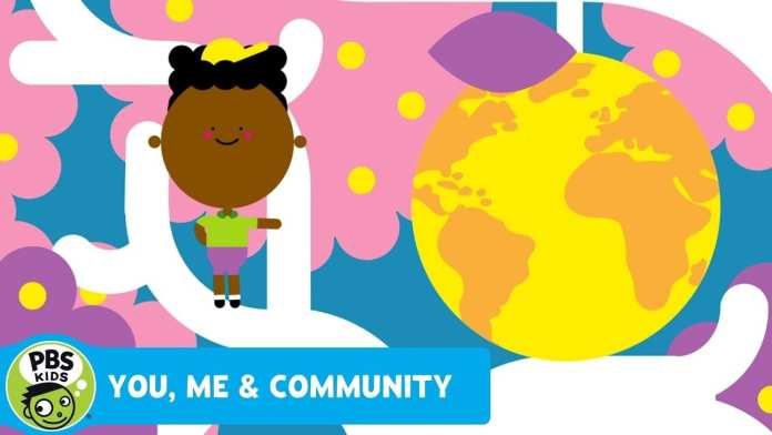 YOU, ME & COMMUNITY | Change It! | PBS KIDS