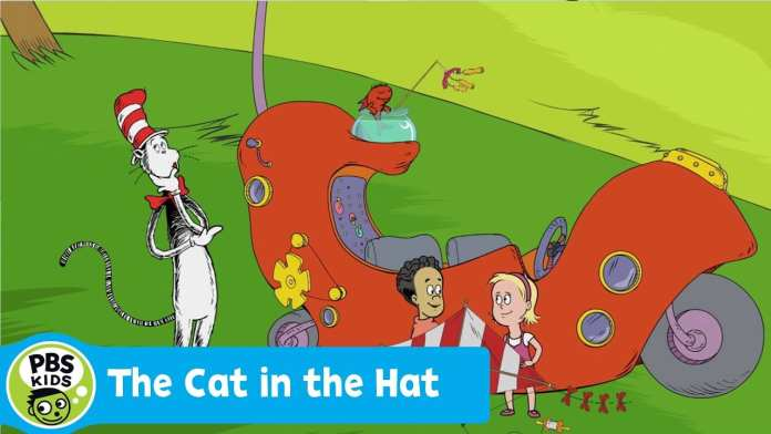 THE CAT IN THE HAT KNOWS A LOT ABOUT THAT | Soaring | PBS KIDS
