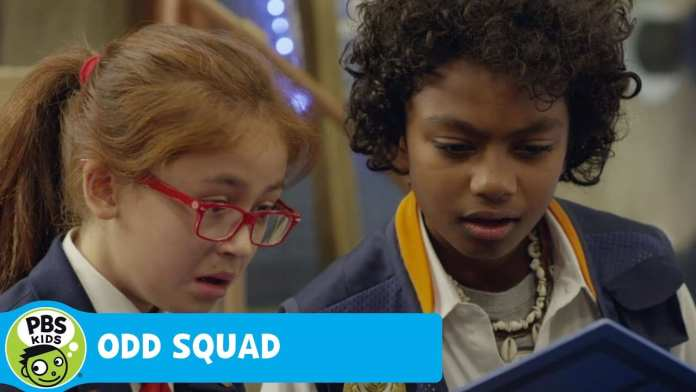 ODD SQUAD | The Creature Eats Triangles | PBS KIDS