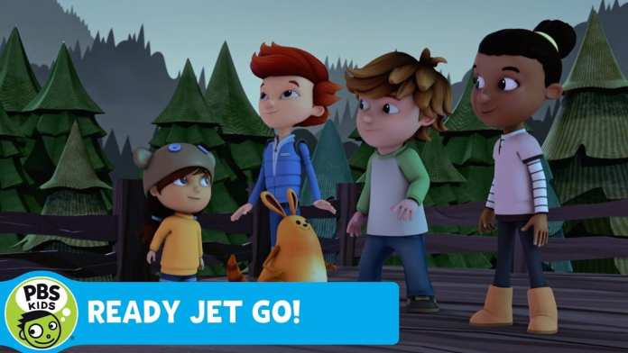 READY JET GO! | Sharing the Treehouse | PBS KIDS