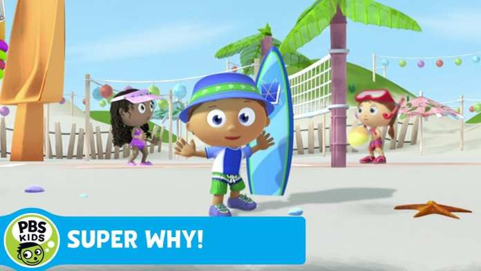 SUPER WHY! | Storybook Village Beach Party | PBS KIDS