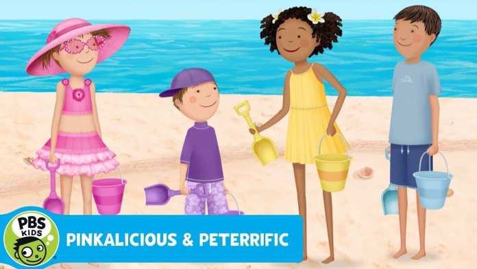 PINKALICIOUS & PETERRIFIC | Sand Castle Competition | PBS KIDS
