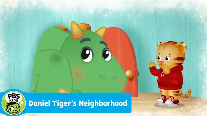 DANIEL TIGER'S NEIGHBORHOOD | Daniel's Dragon Pal | PBS KIDS