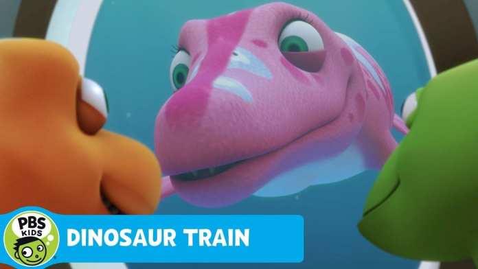 DINOSAUR TRAIN | The Kids Meet Maisie | PBS KIDS