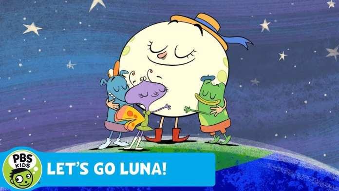 LET'S GO LUNA!   Theme Song   PBS KIDS