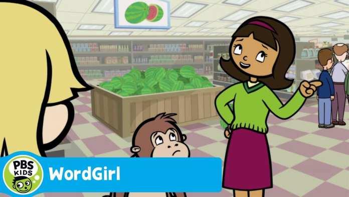 WORDGIRL   Amusing   PBS KIDS