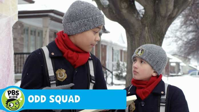 ODD SQUAD | Polly Graph's Spidercat Intel | PBS KIDS