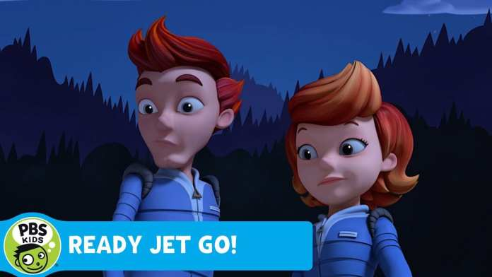 READY JET GO! | Enceladus vs. Europa | PBS KIDS
