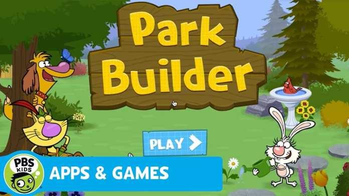 APPS & GAMES | Park Builder | PBS KIDS