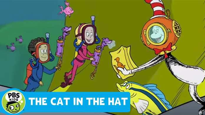 THE CAT IN THE HAT KNOWS A LOT ABOUT THAT | Fishy Washy | PBS KIDS