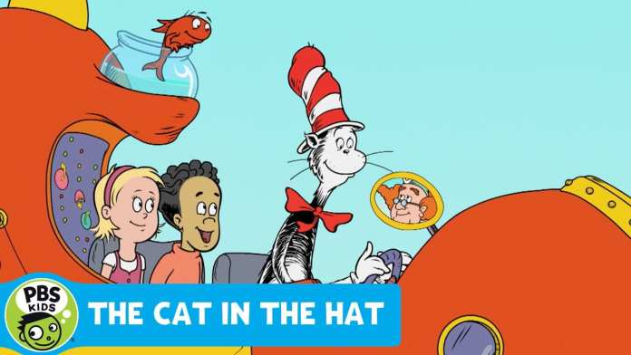 THE CAT IN THE HAT KNOWS A LOT ABOUT THAT! | Exploring the Skin | PBS KIDS