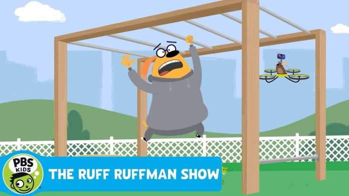 THE RUFF RUFFMAN SHOW | Ask Ruff First: Eye of the Hamster | PBS KIDS