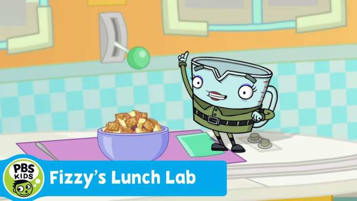 FIZZY'S LUNCH LAB | Food Camp: Terrific Trail Mix | PBS KIDS