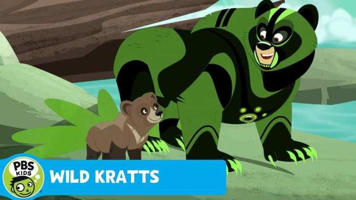 WILD KRATTS | Fishing | PBS KIDS