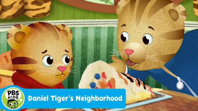 DANIEL TIGER'S NEIGHBORHOOD | The Smushed Cake | PBS KIDS