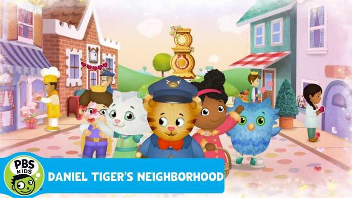 DANIEL TIGER'S NEIGHBORHOOD | L-O-V-E, I Love You! | PBS KIDS