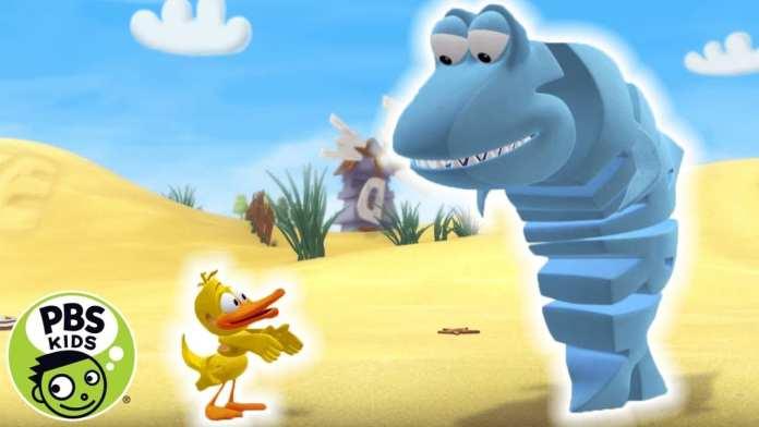 WordWorld | Duck's New Friend! | PBS KIDS